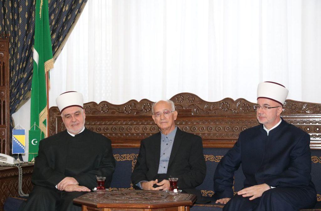 Na ahiret preselio Muharem-ef. Hasanbegović