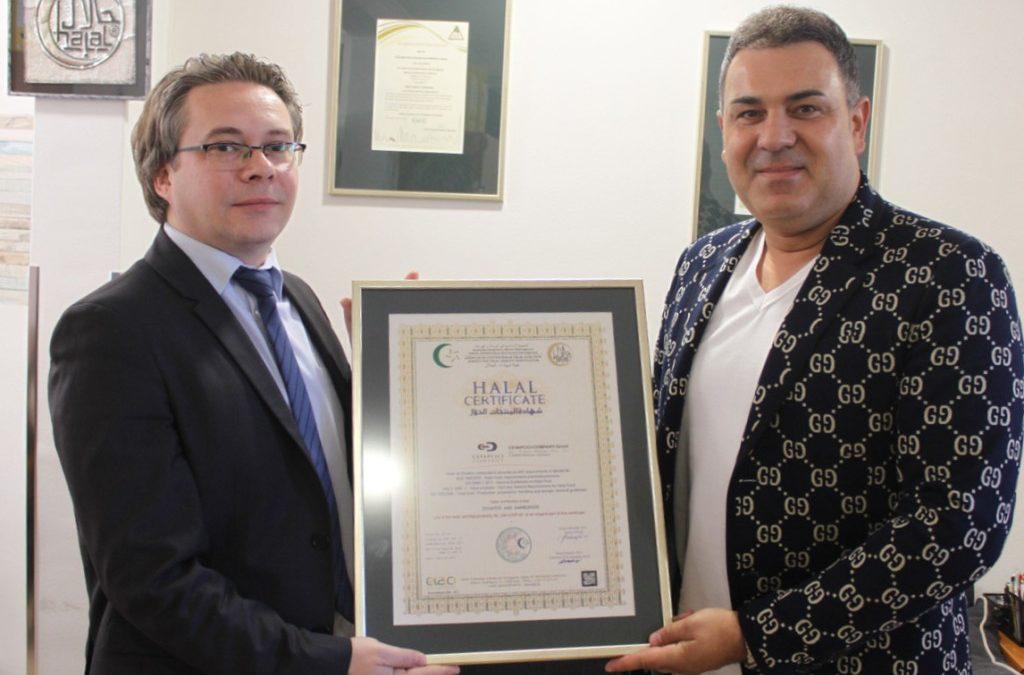 Prva halal certificirana kompanija u Njemačkoj