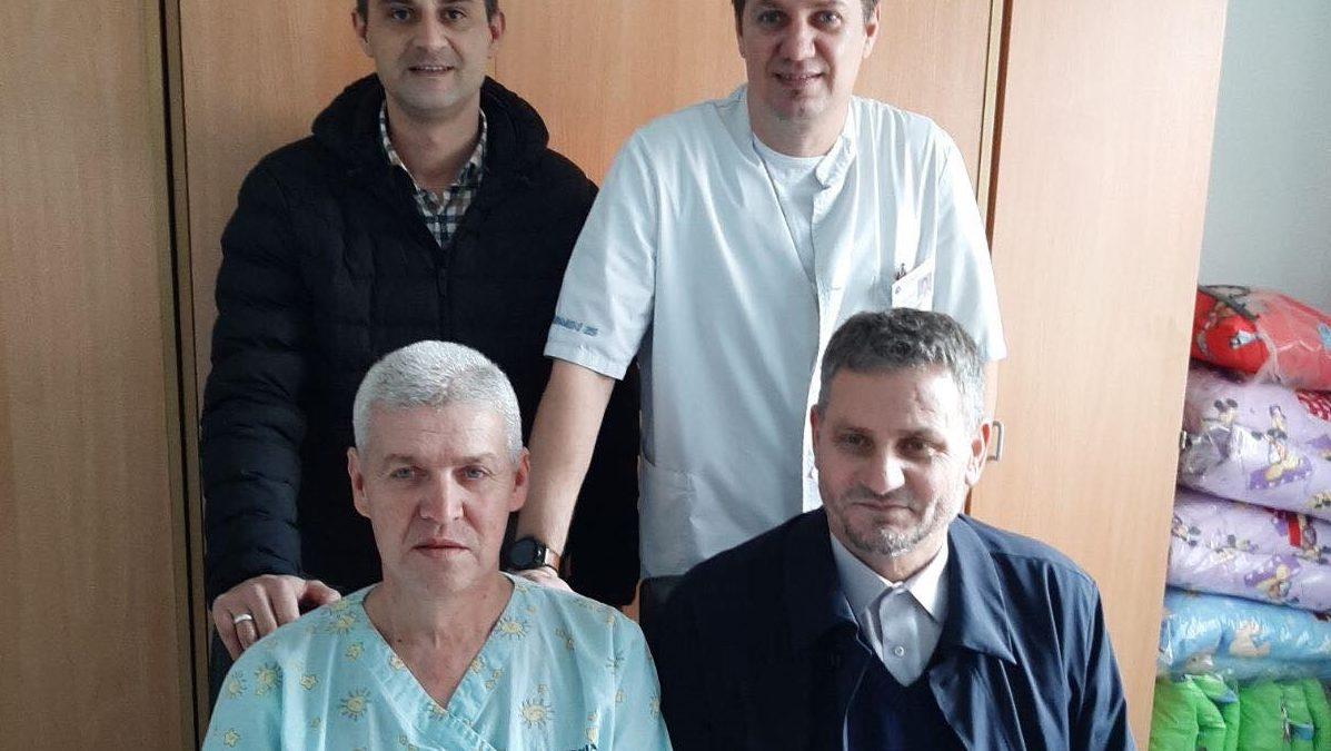 """Gračanica: Posjeta i donacija općoj bolnici """"Mustafa Beganović"""""""