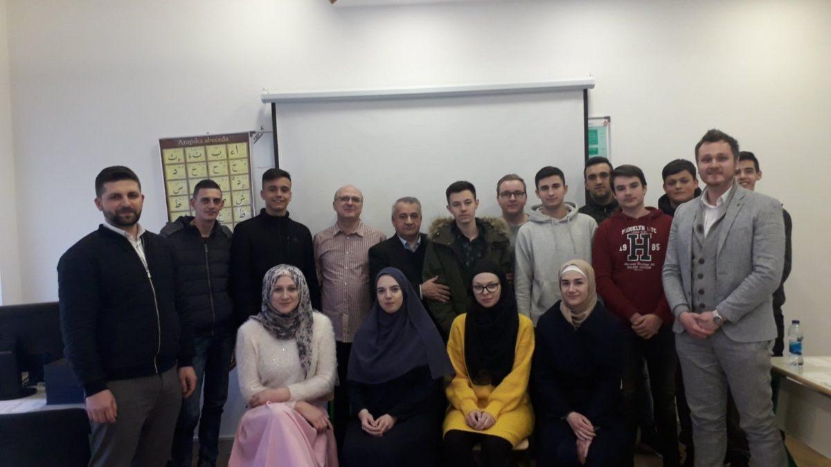 Seminar za mlade u džematu Dubnica (MIZ Kalesija)