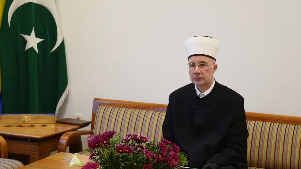 Ramazanska poruka muftije tuzlanskog Vahid-ef. Fazlovića