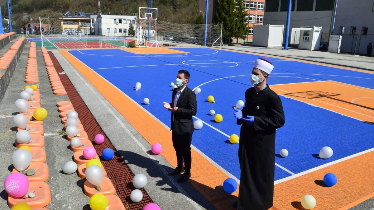 Srebrenica: Obilježena 27. godišnjice zločina na školskom igralištu