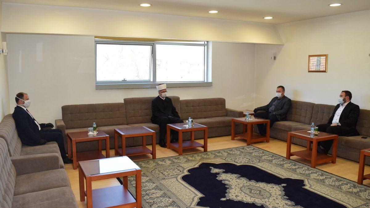 Posjeta Medžlisu Islamske zajednice Tuzla