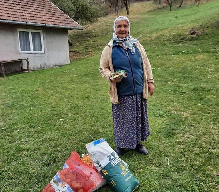 Bratunac: Sjeme za one kojima je najpotrebnije