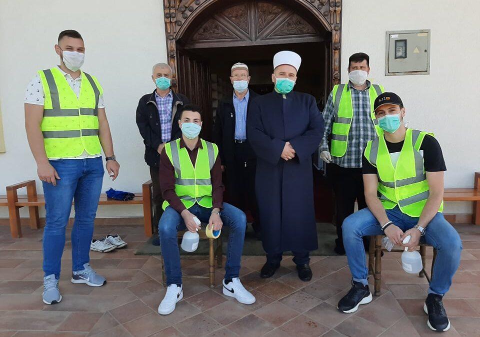 Ramazanske aktivnosti Mreže mladih u Srebreniku