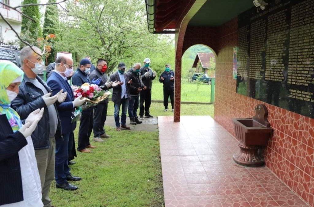 Bratunac: Sjećanje na ubijene Bošnjake iz Blječeve