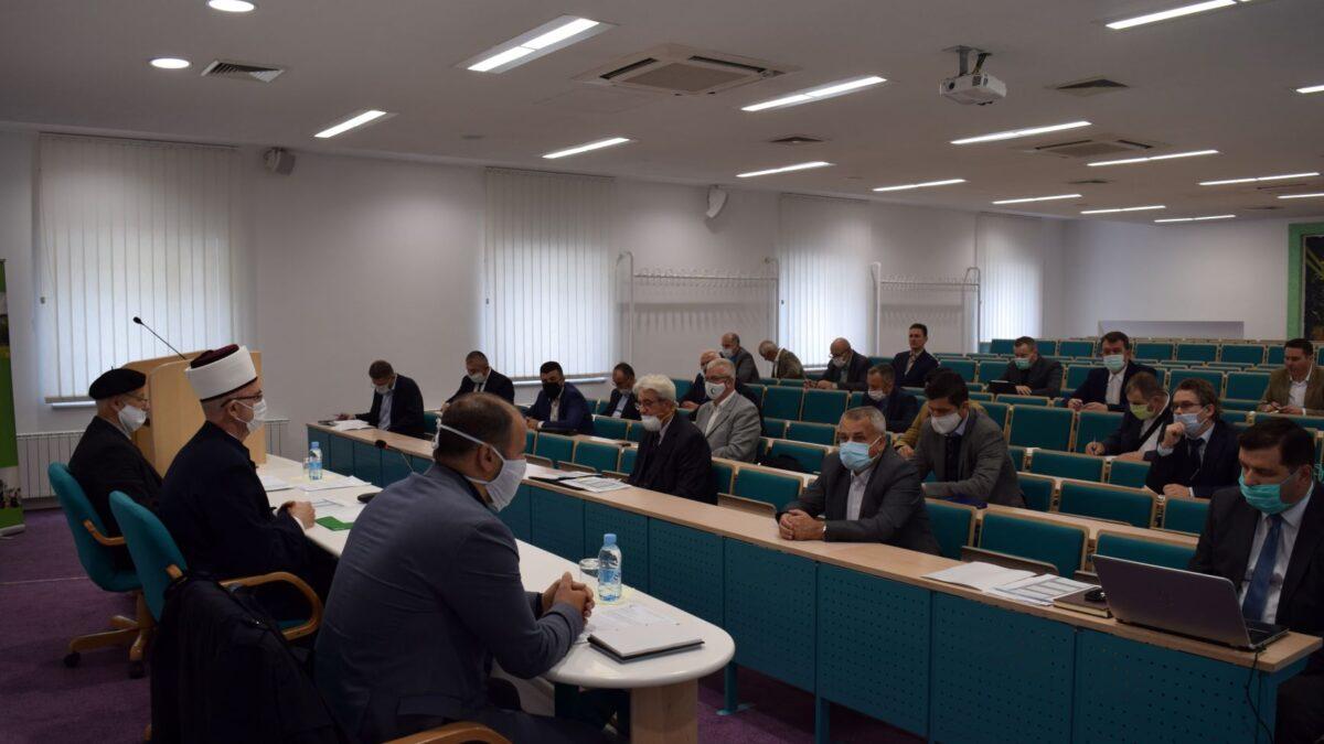 Održana sjednica Savjeta za vjerska pitanja Muftijstva tuzlanskog
