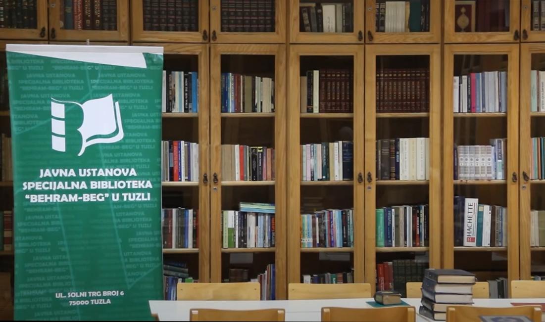 """Dvadeset sedam godina Biblioteke """"Behram-beg"""""""