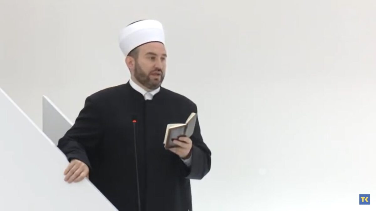 Hutba: Istrajnost u pokornosti Allahu, dž.š.