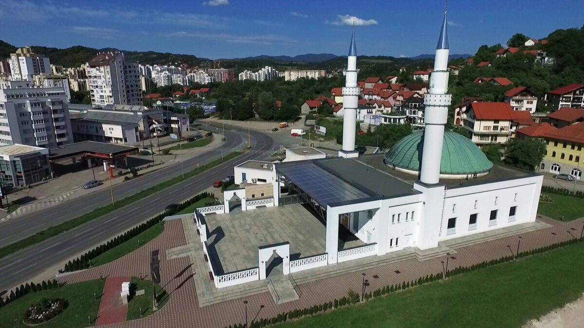 Dvadeset godina Džamije Kralj Abdulah (Video)