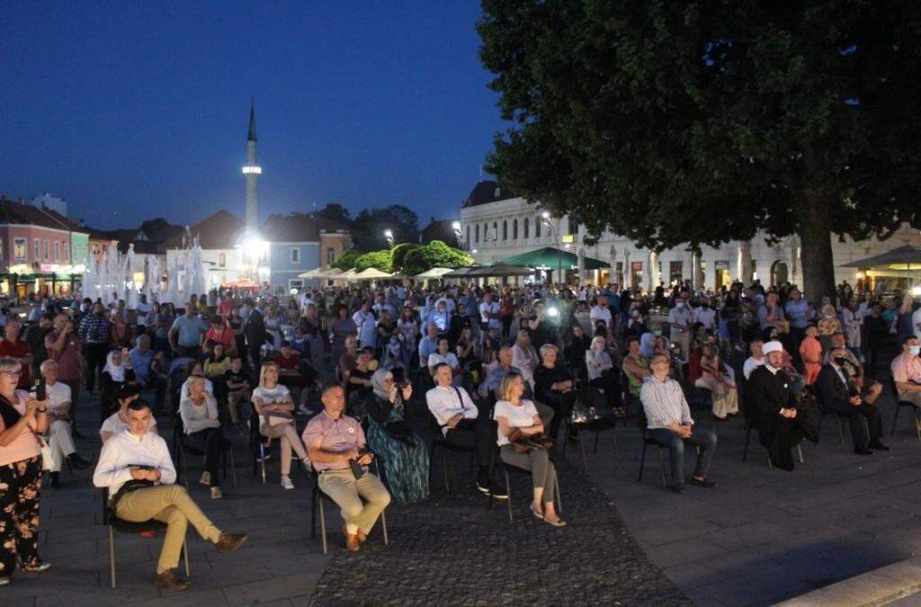 """Održan centralni program manifestacije """"11. juli u Tuzli"""""""