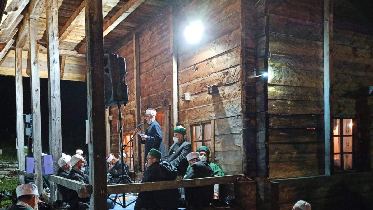 Dr. Seljubac održao vaz na Karićima (MIZ Vareš)