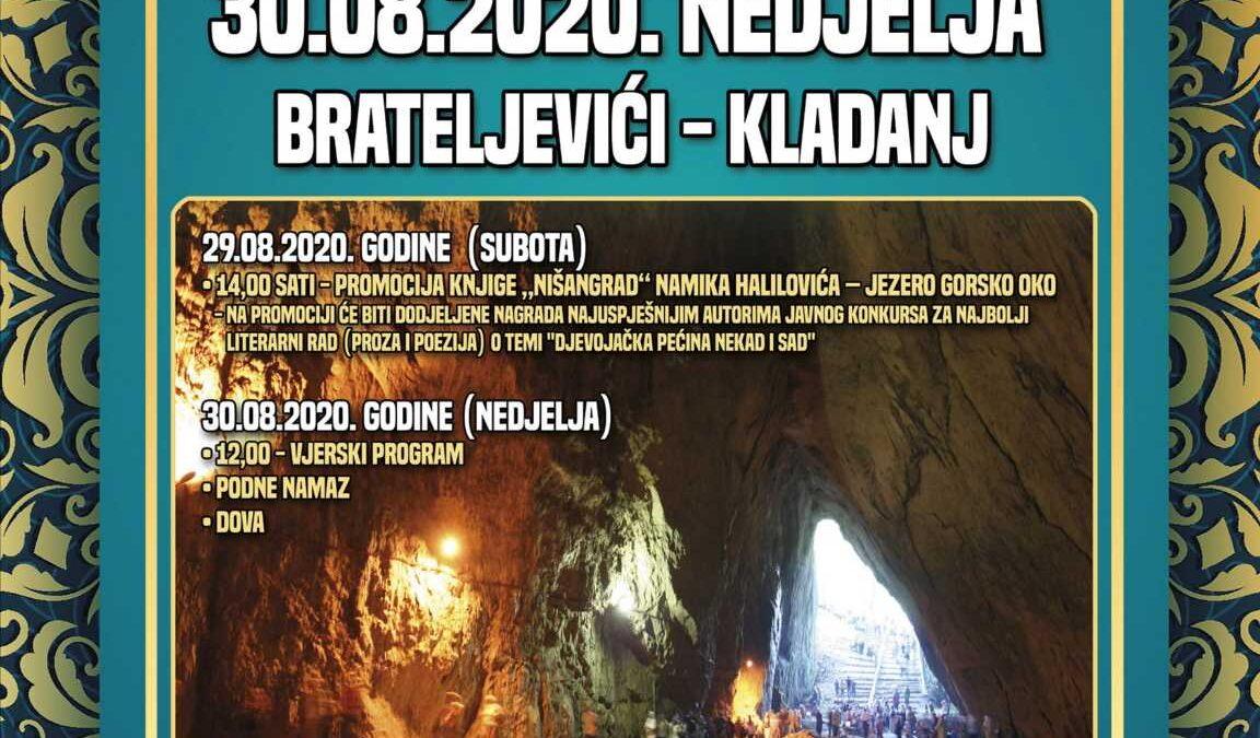 Informacija o Dovi kod Djevojačke pećine