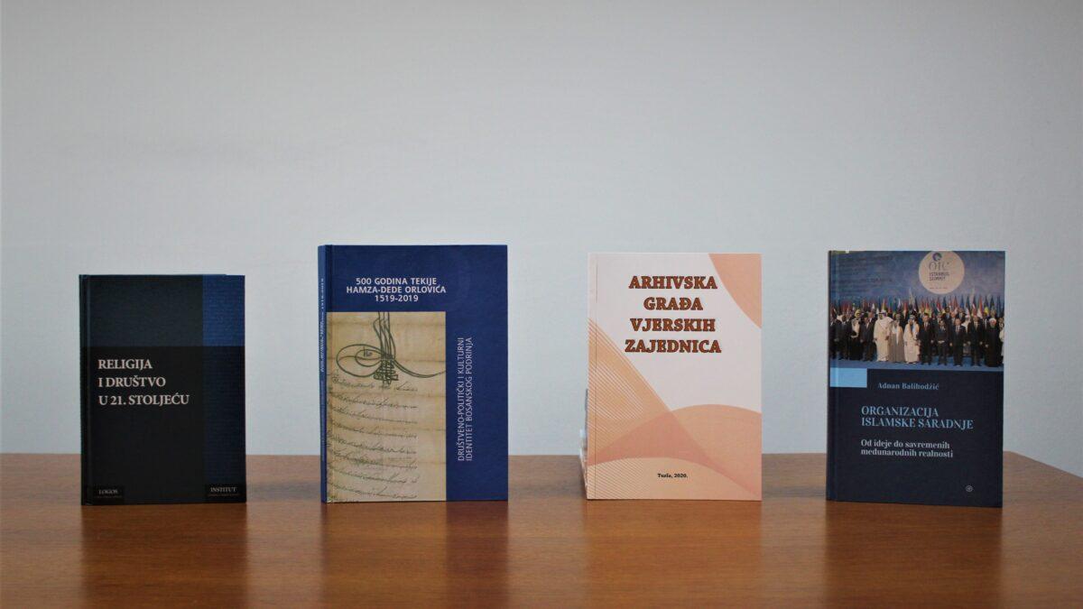 Izdavačka djelatnost Instituta za društvena i religijska istraživanja