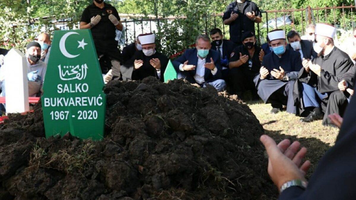 Klanjana dženaza ministru Salki Bukvareviću