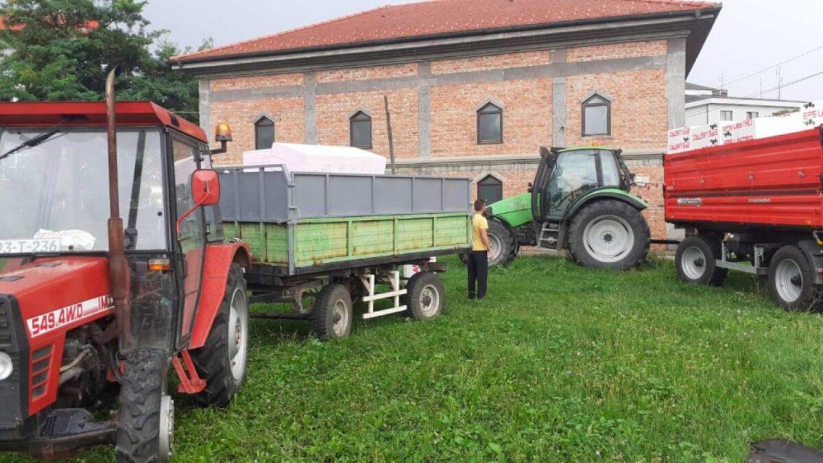 Bijeljina: Radovi na obnovi džamije Ahmed-bega Salihbegovića