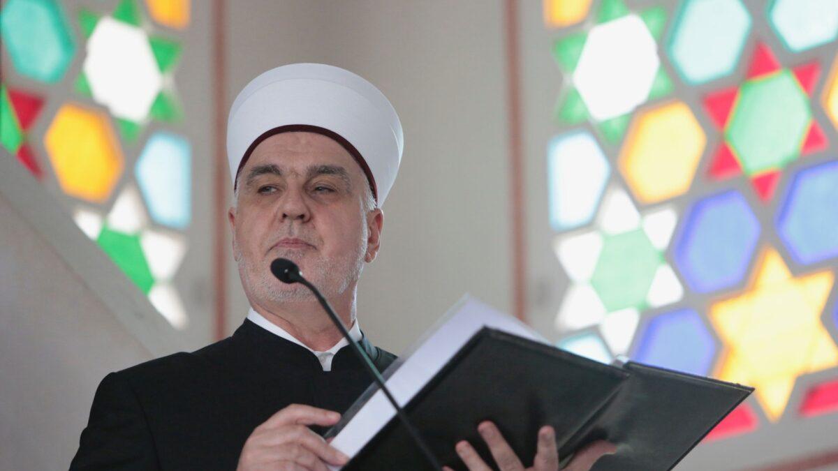 Hutba reisul-uleme u banjalučkoj Ferhadiji
