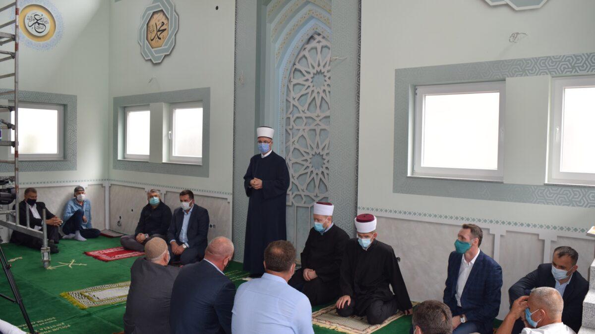 Džemat Jusići: Zahvalnost svima koji su podržali gradnju džamije