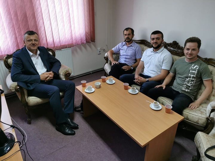 Predstavnici MIZ Orašje posjetili Bihać