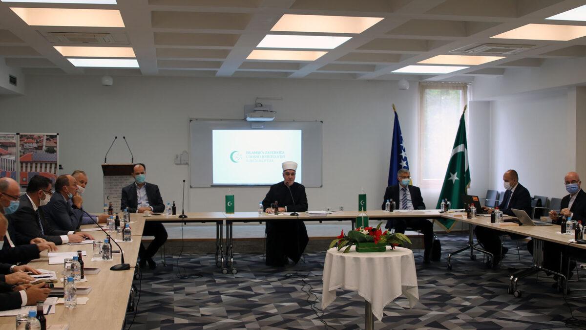Vanredna sjednica Vijeća muftija