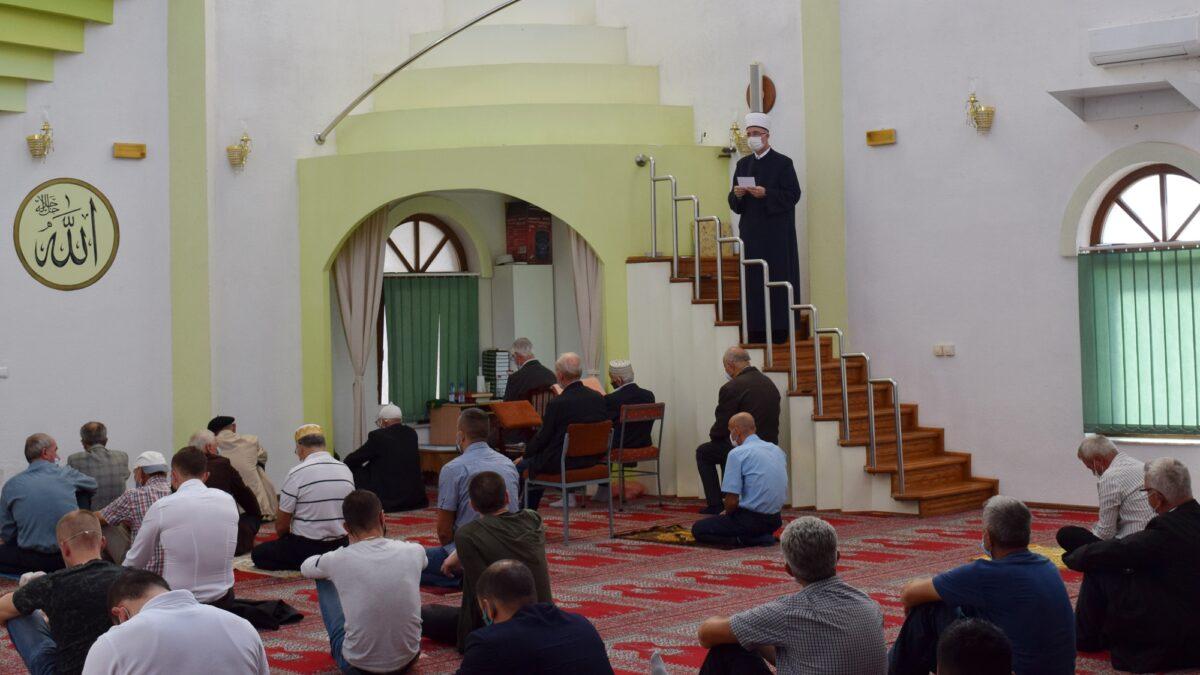 Muftija Fazlović posjetio Medžlis Islamske zajednice Odžak