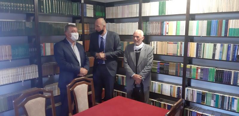 Donacija Medžlisa IZ Janja medresi u Banja Luci