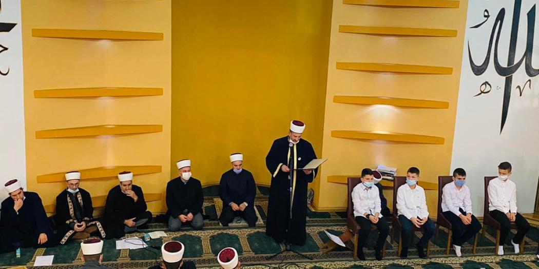 Srebrenik: Centralna mevludska svečanost i hatma dove polaznika mekteba Ćehaje