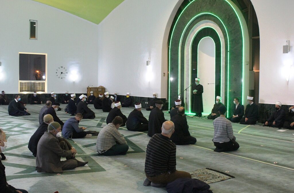 """Centralna mevludska svečanost u Džamiji """"Kralj Abdullah"""""""