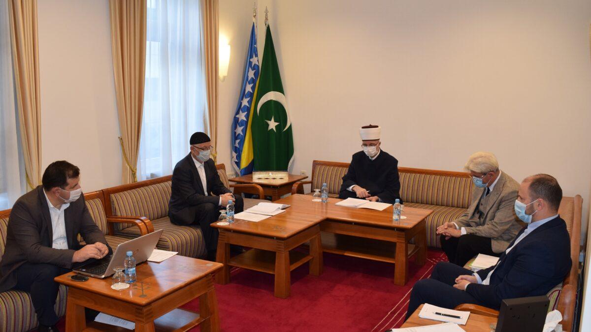 Održana redovna sjednica Muftijstva tuzlanskog