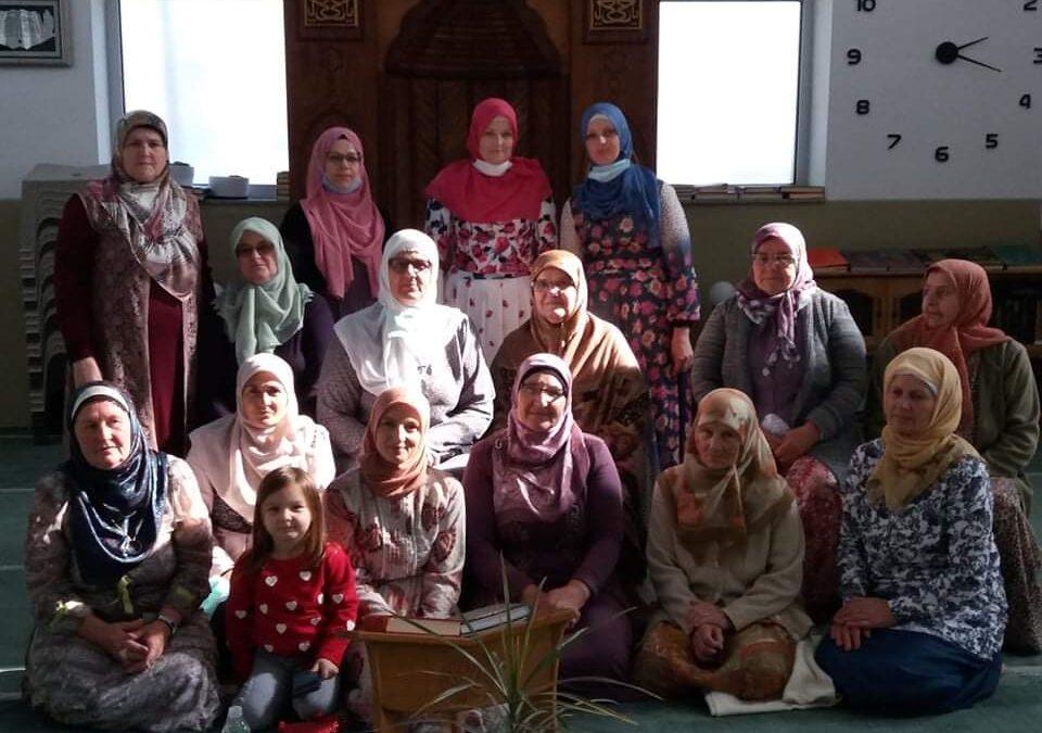 Živinice: Počela Škola islama za žene