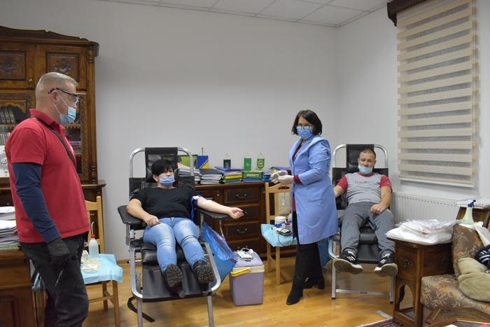 Brčko: Uspješno realizirana još jedna akcija dobrovoljnog darivanja krvi