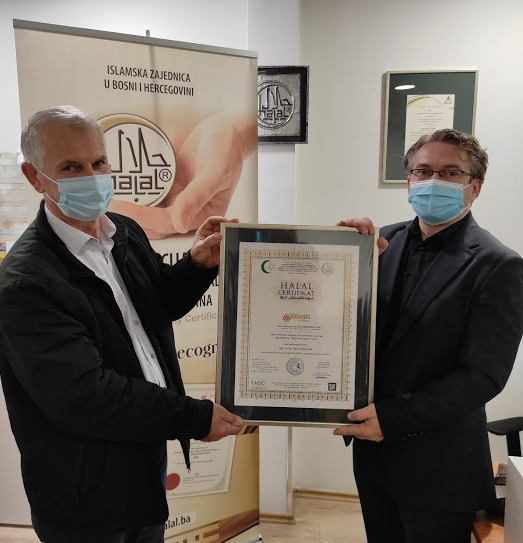 Pčelarstvo Velagić u sistemu halal certificiranja