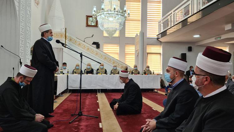 Hatmenski ispit za 14 učenika u džematu Maoča Stara (MIZ Brčko)