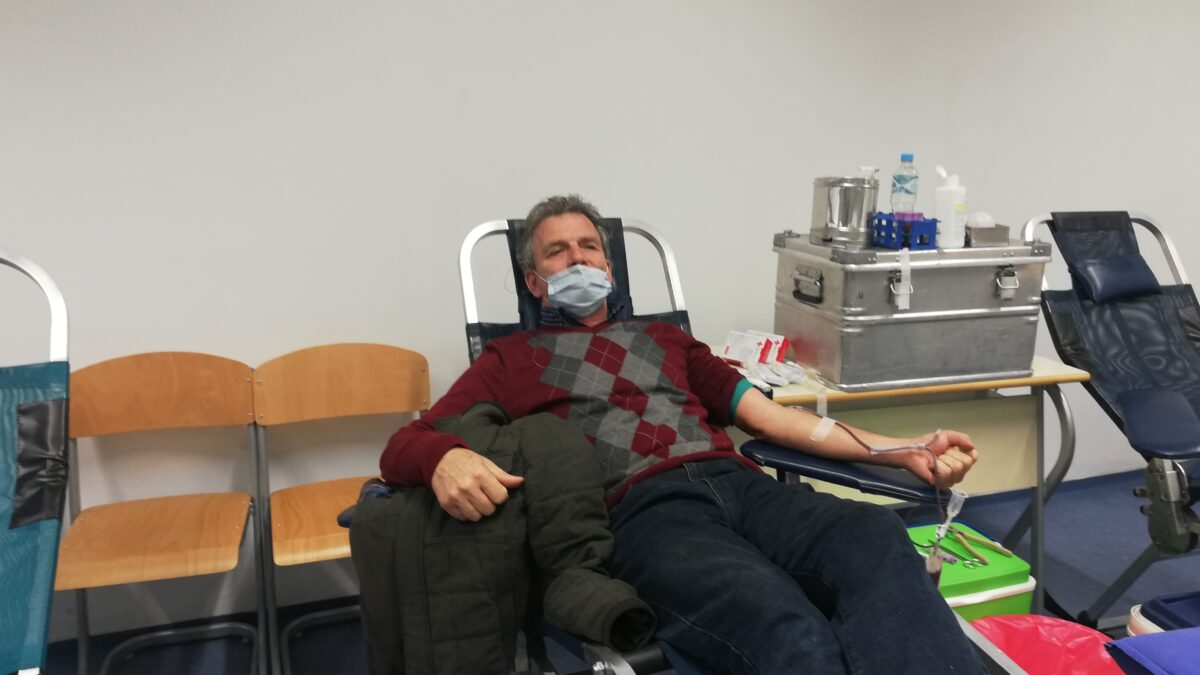 Darivanje krvi kao poseban vid dobročinstva