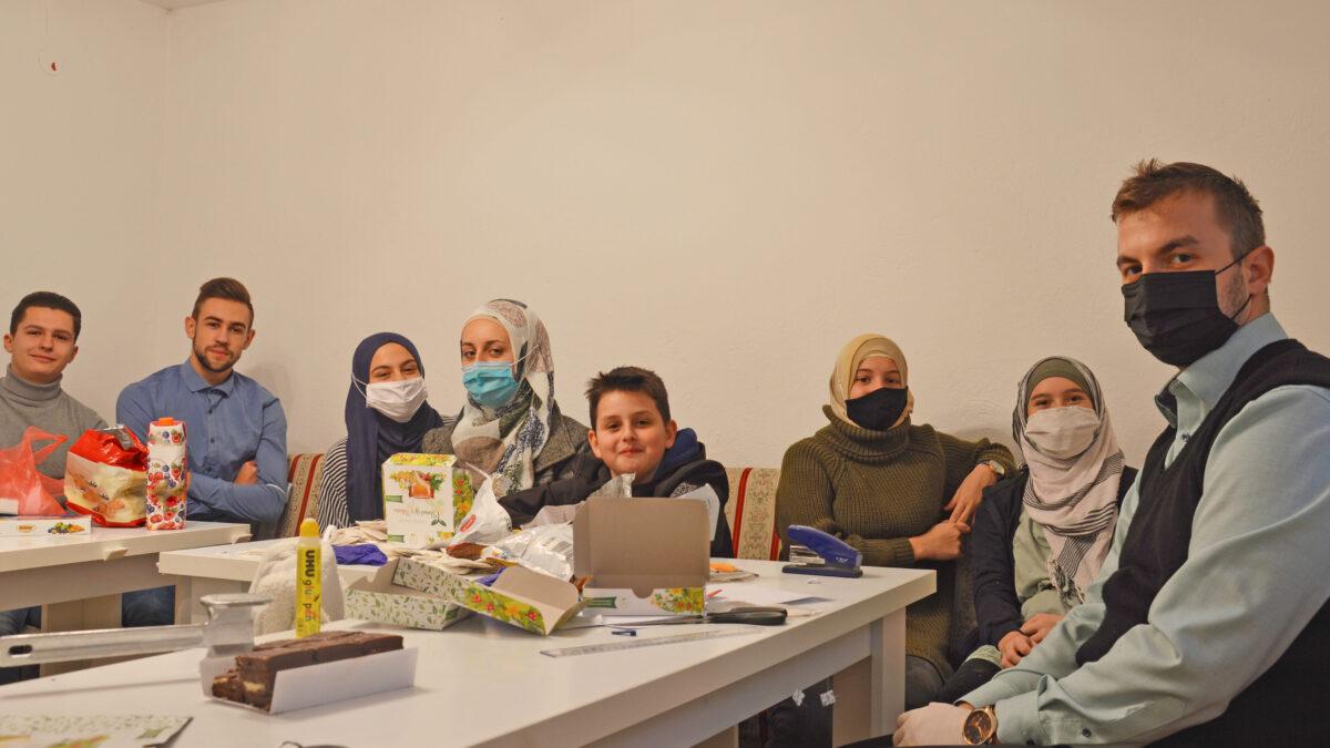 Proaktivni projekti omladine iz Šehidske džamije