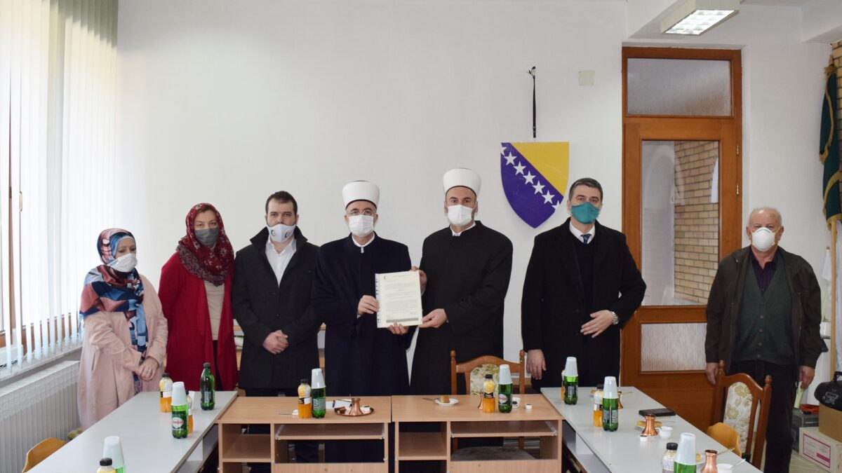 Muftija Fazlović posjetio medžlise Odžak i Modriča