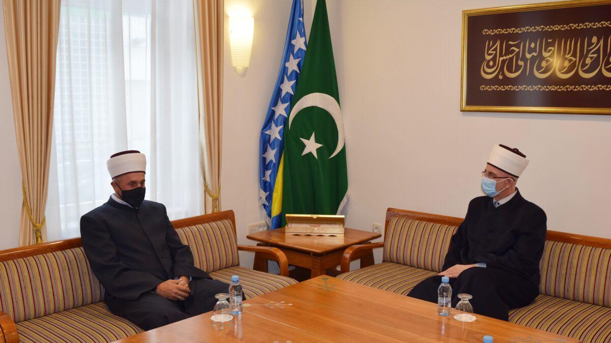 Prijem za muftiju Islamske zajednice Bošnjaka Sjeverne Amerike