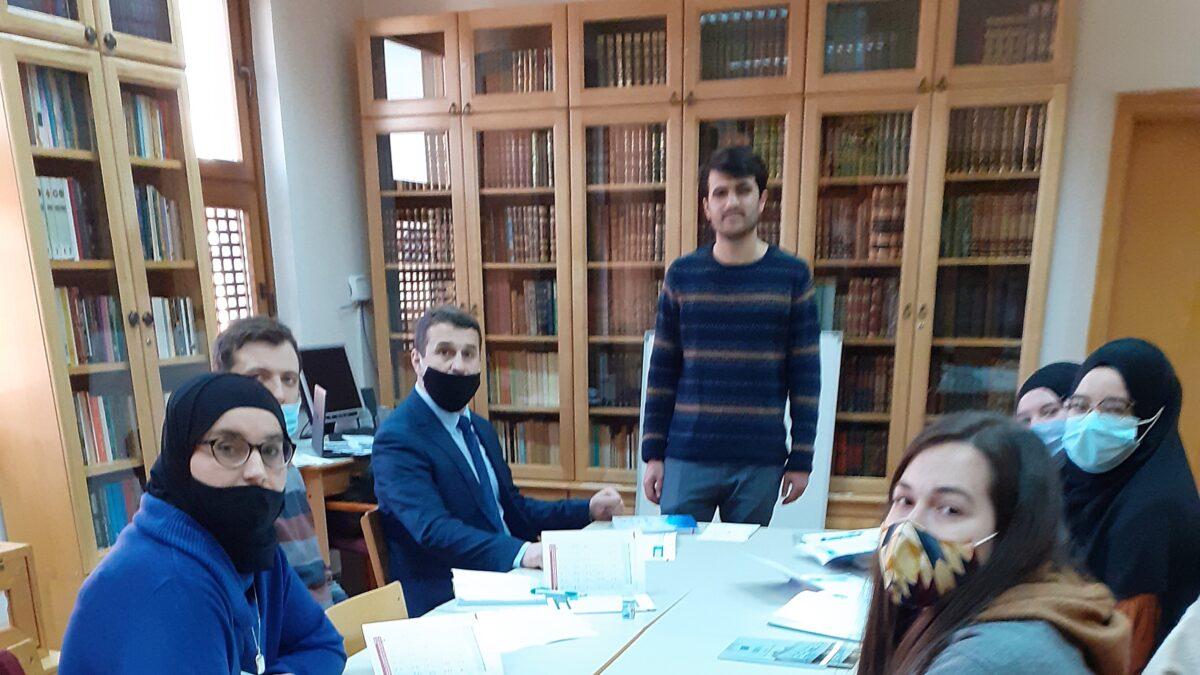 """U Biblioteci """"Behram-beg"""" počeo kurs osmanskog jezika"""