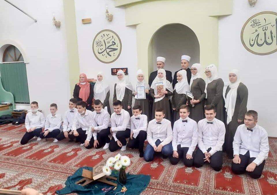 Hatma dova za polaznike mektebske nastave u Odžaku