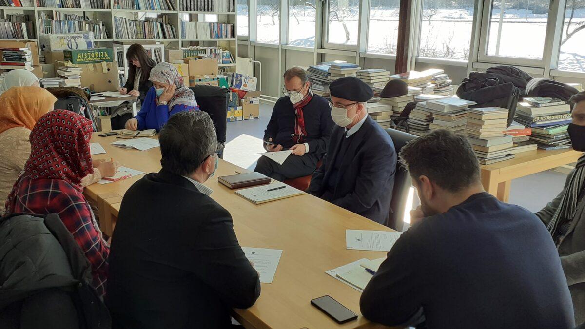 Održana sjednica Savjetodavne radne grupe Memorijalnog centra