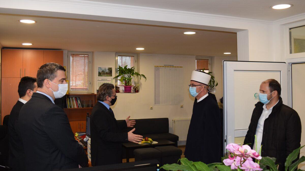 Muftija Fazlović posjetio Agenciju za certificiranje halal kvalitete