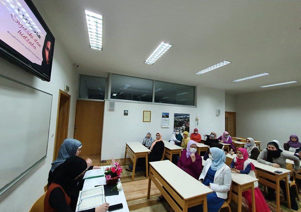 MIZ Bosanski Šamac: Moj hidžab-moj ponos