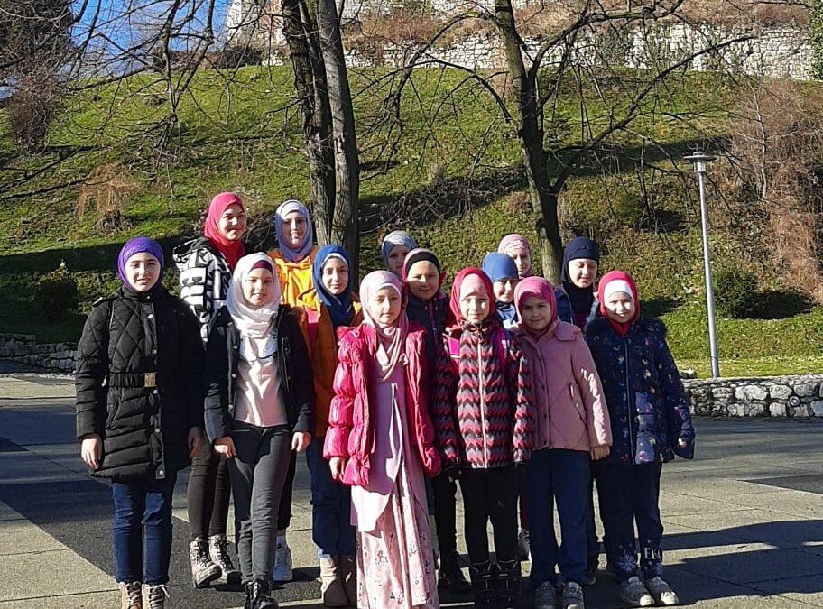 MIZ Gradačac: Mektebsko obilježavanje 1. februara – Svjetskog dana hidžaba