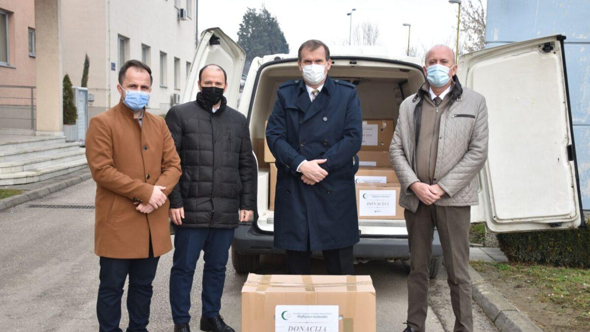 Uručena donacija Univerzitetskom kliničkom centru Tuzla
