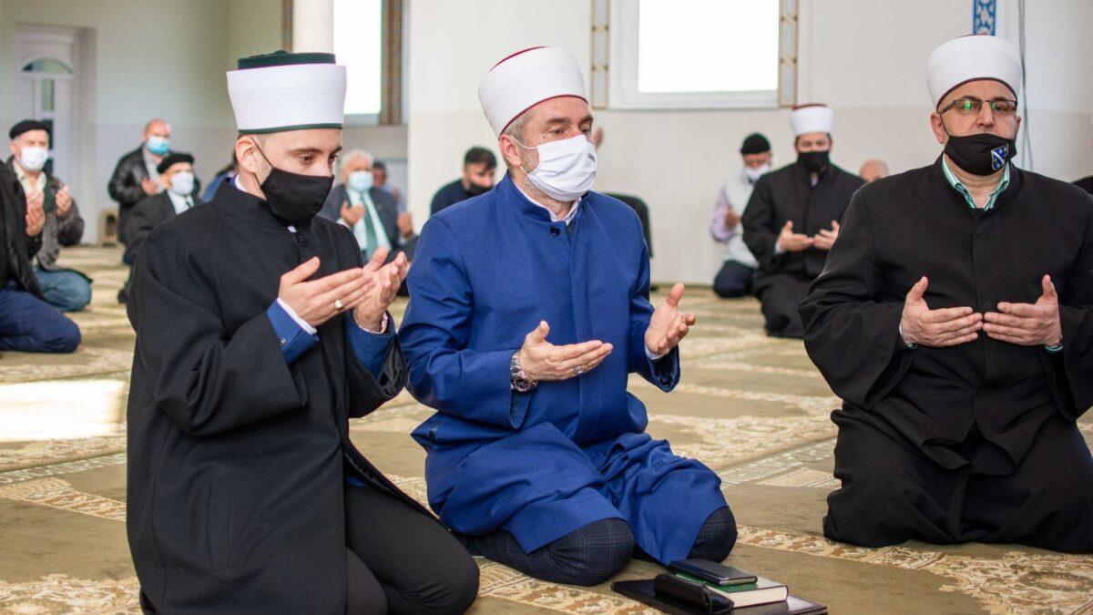Proučena hafiska dova Abdulazizu Hidiću