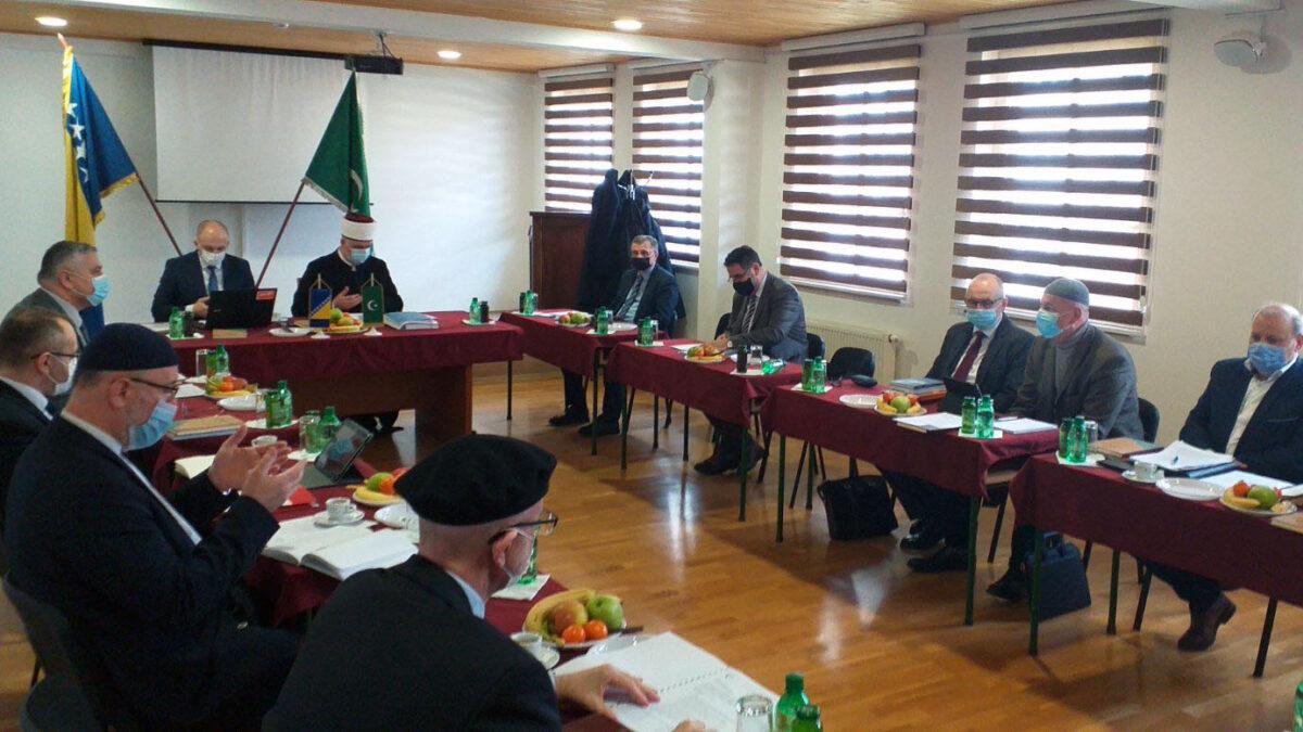 Goražde: Održana sjednica Vijeća muftija
