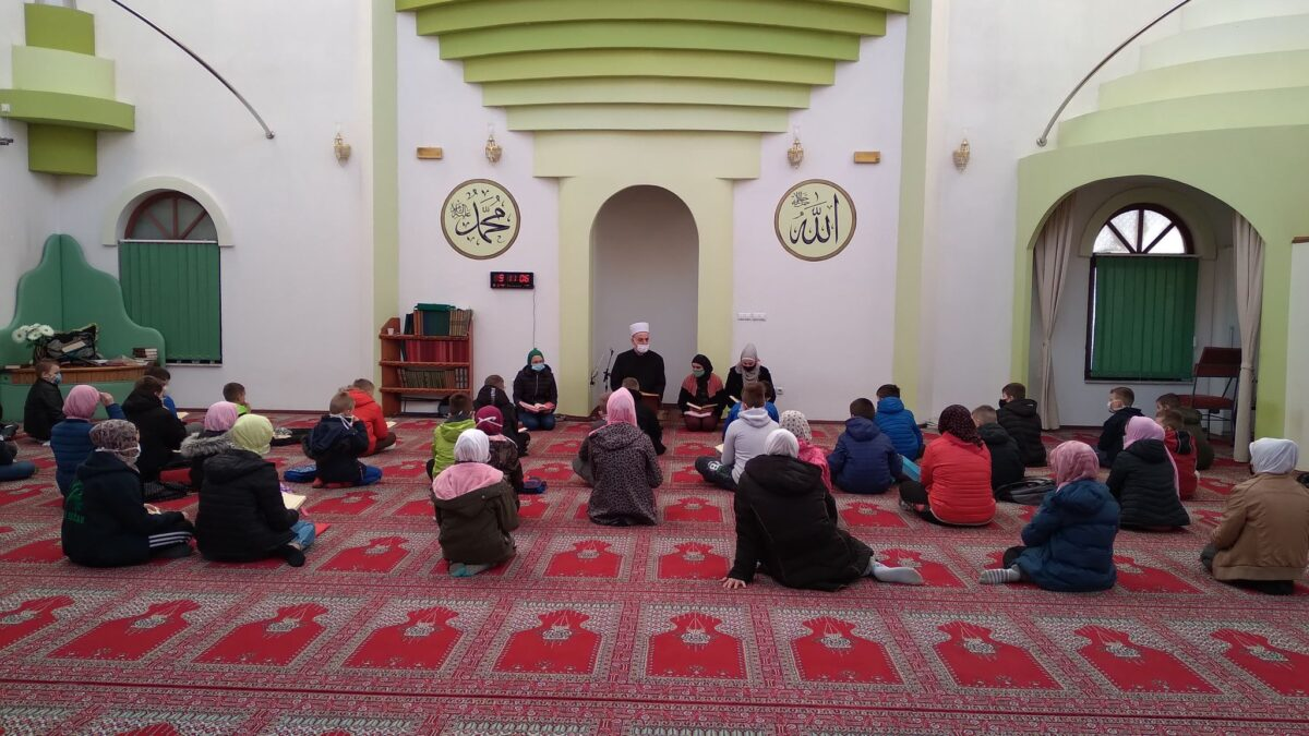 Aktivnosti polaznika mektebske nastave u Odžaku