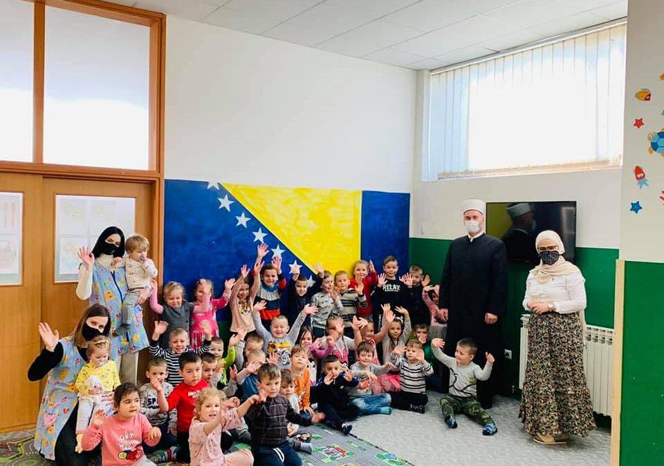 Tri godine uspješnog rada mekteba za predškolski uzrast u Odžaku