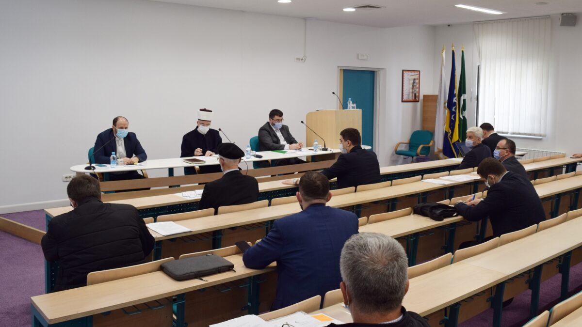 Održane sjednice savjeta Muftijstva tuzlanskog