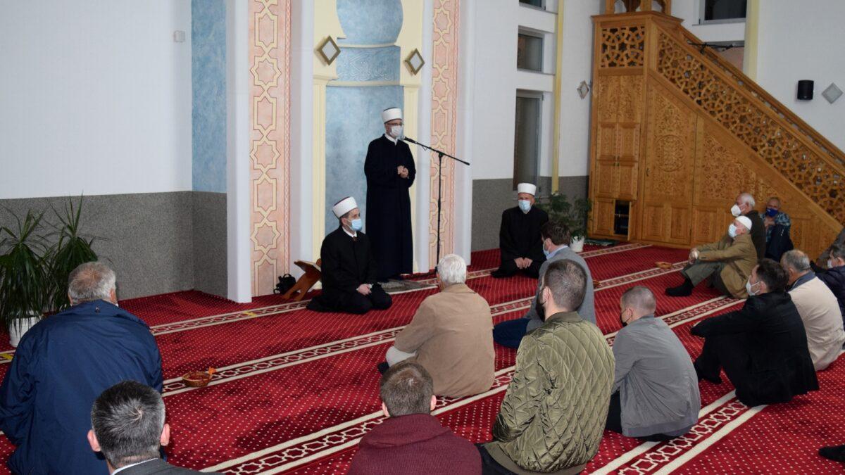 Ramazanska posjeta Medžlisu Islamske zajednice Brčko